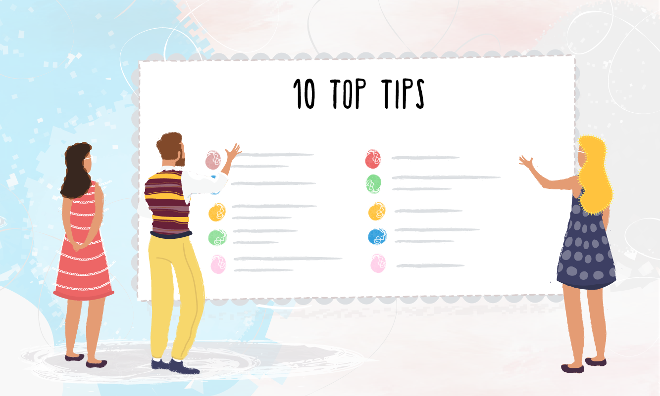 10 Top Tips for Healthcare Collaborative
