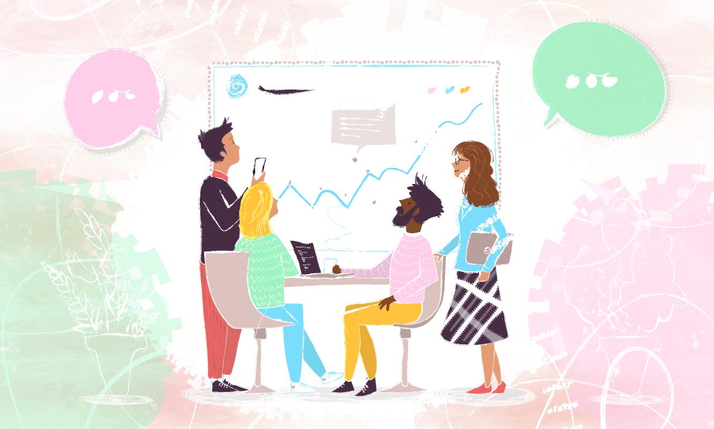 QI training to build engagement