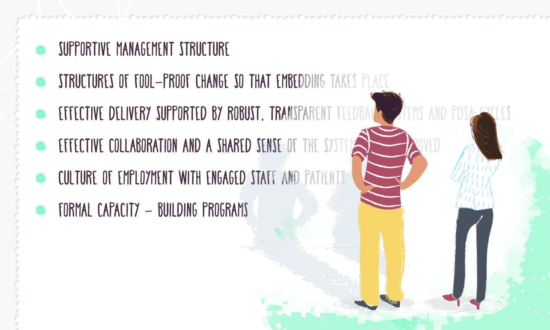 Key factors in sustainability