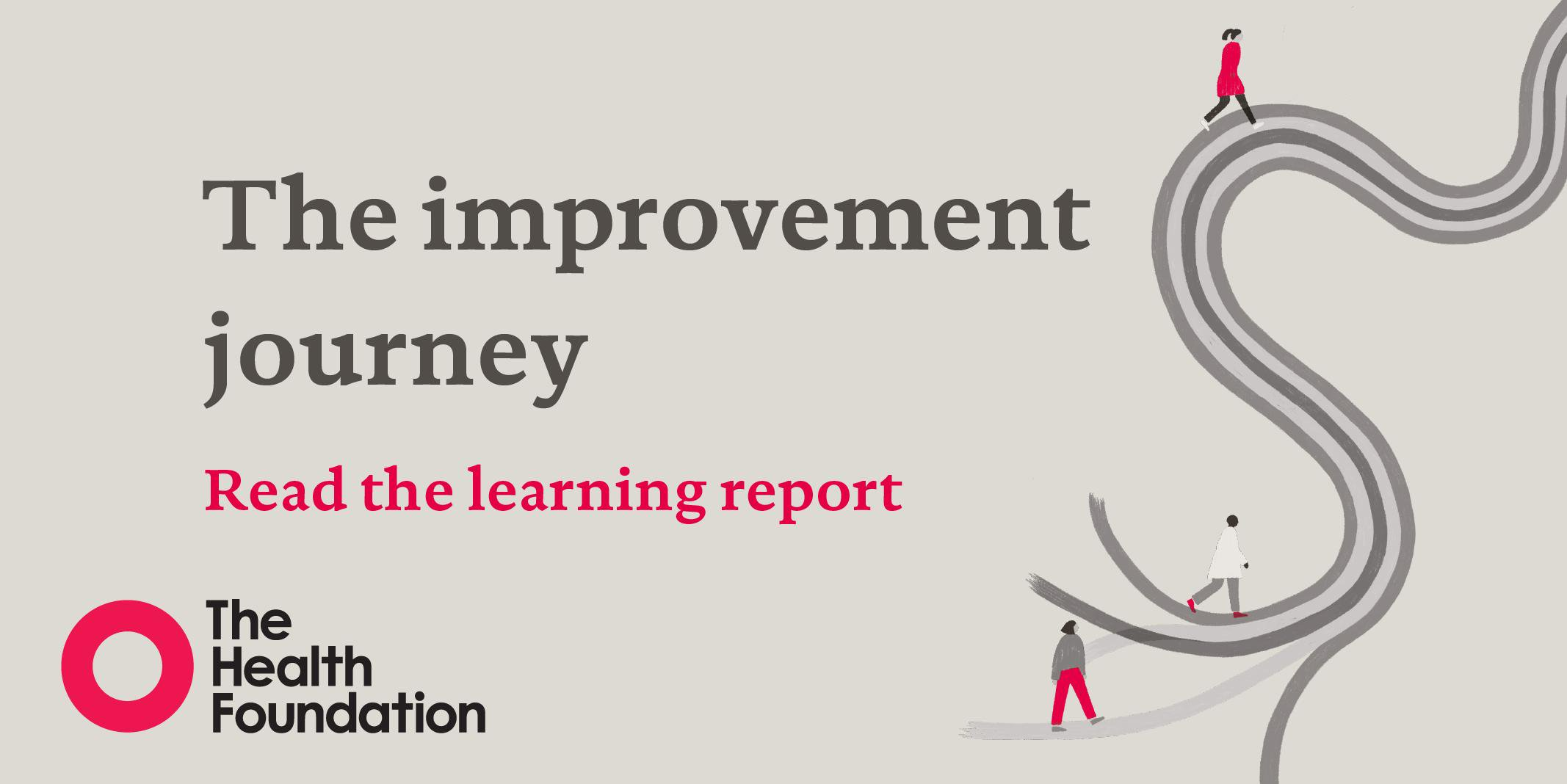 The Health Foundation Article - The Improvement Journey