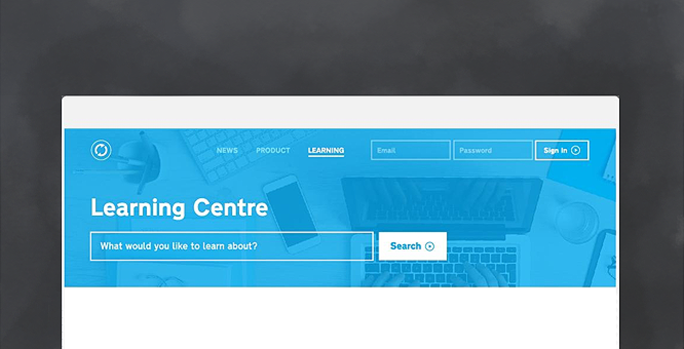 New Learning Centre is live with over 100 helpful articles!