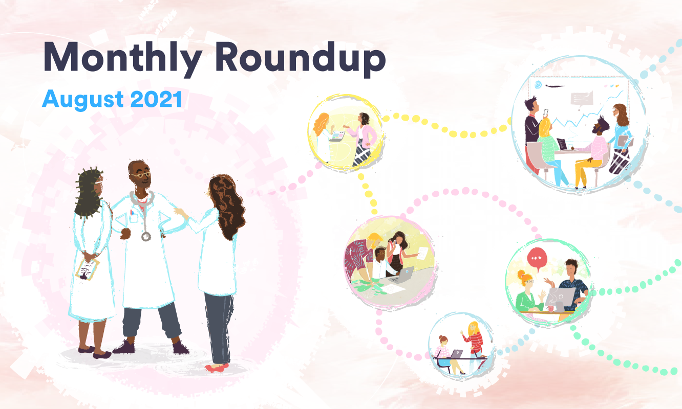 August Roundup 2021
