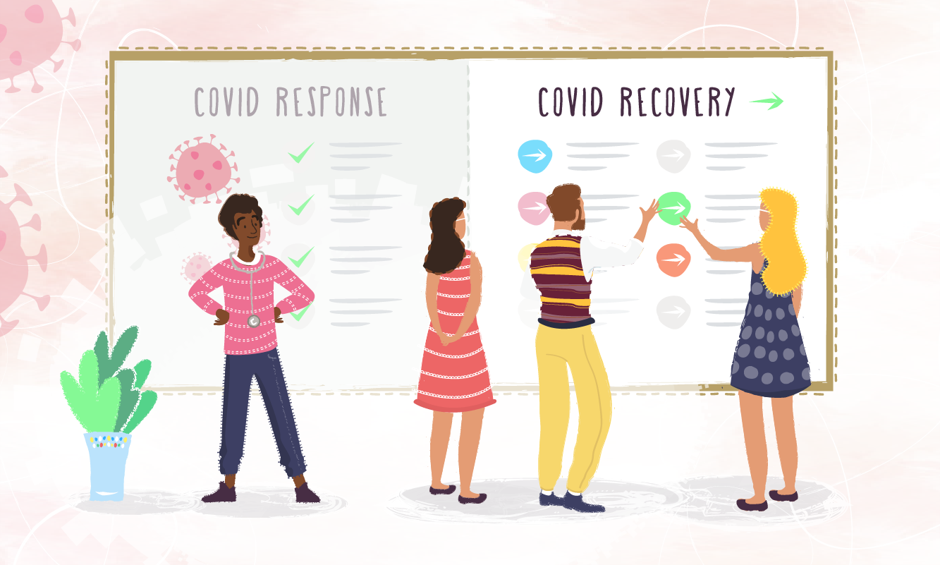 COVID response to recovery