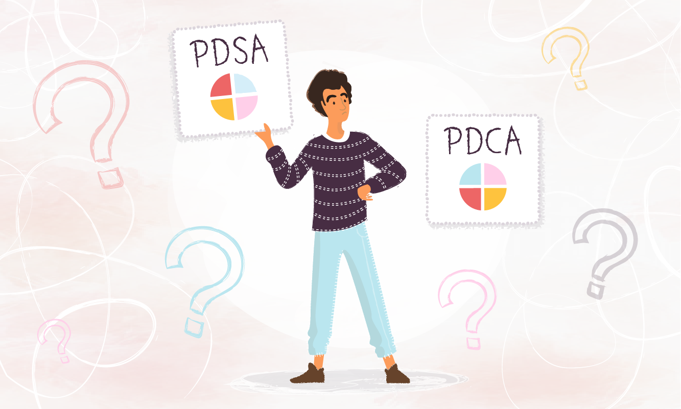 PDSA and PDCA – What's the Difference?