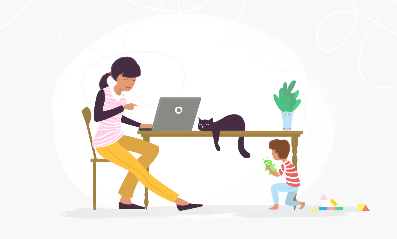 Remote working hints and tips!