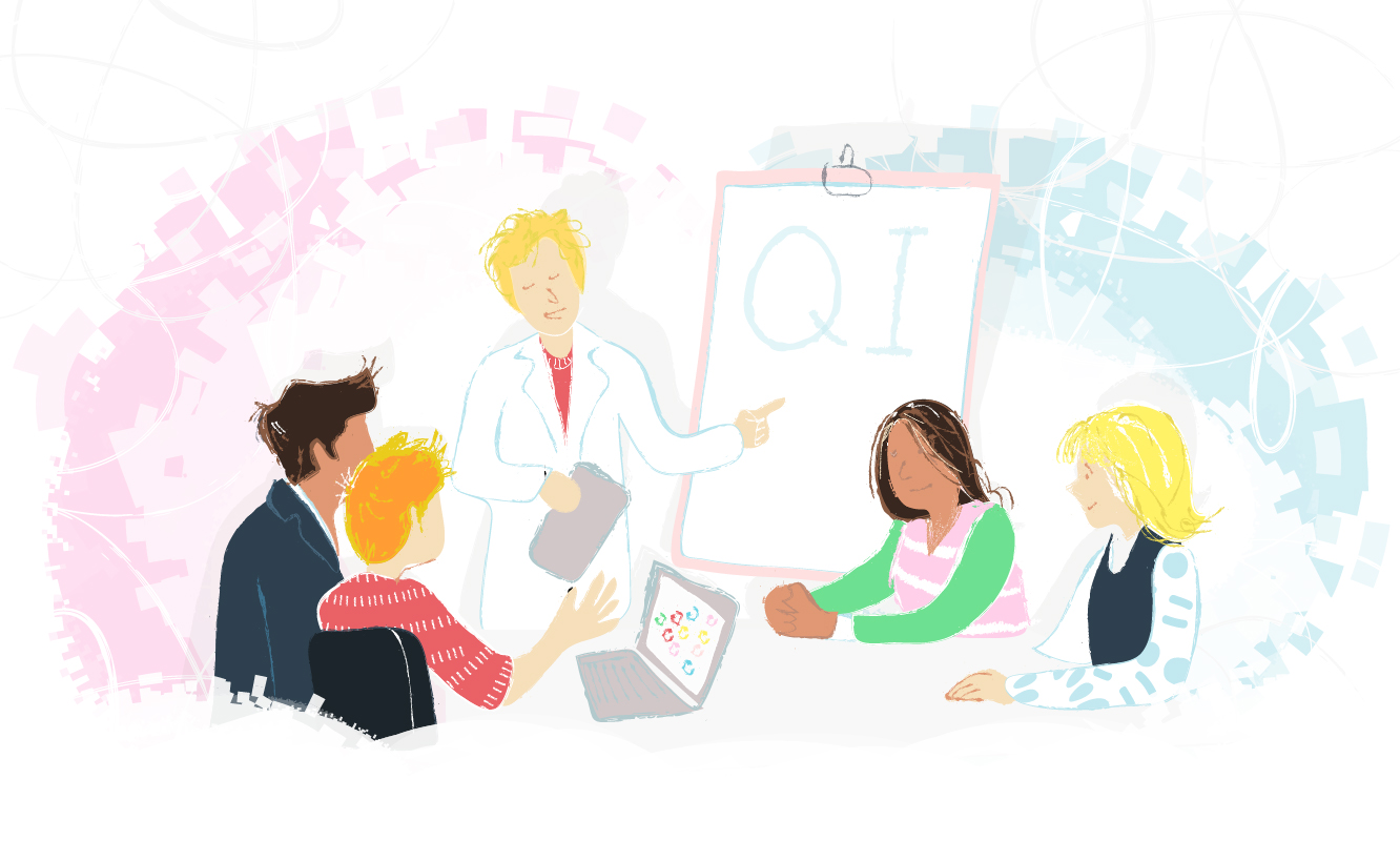 The role of a QI coach
