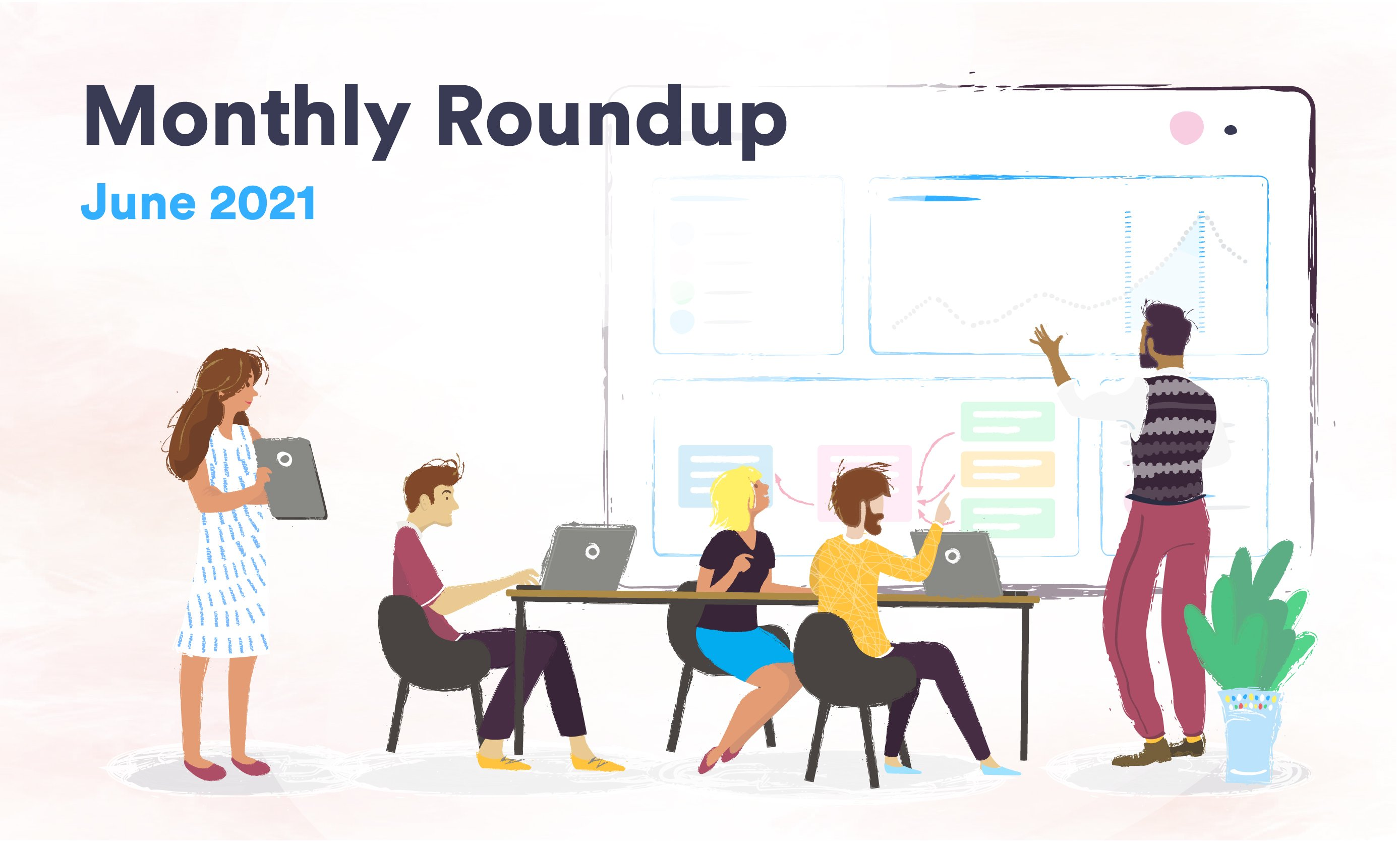 June Roundup 2021
