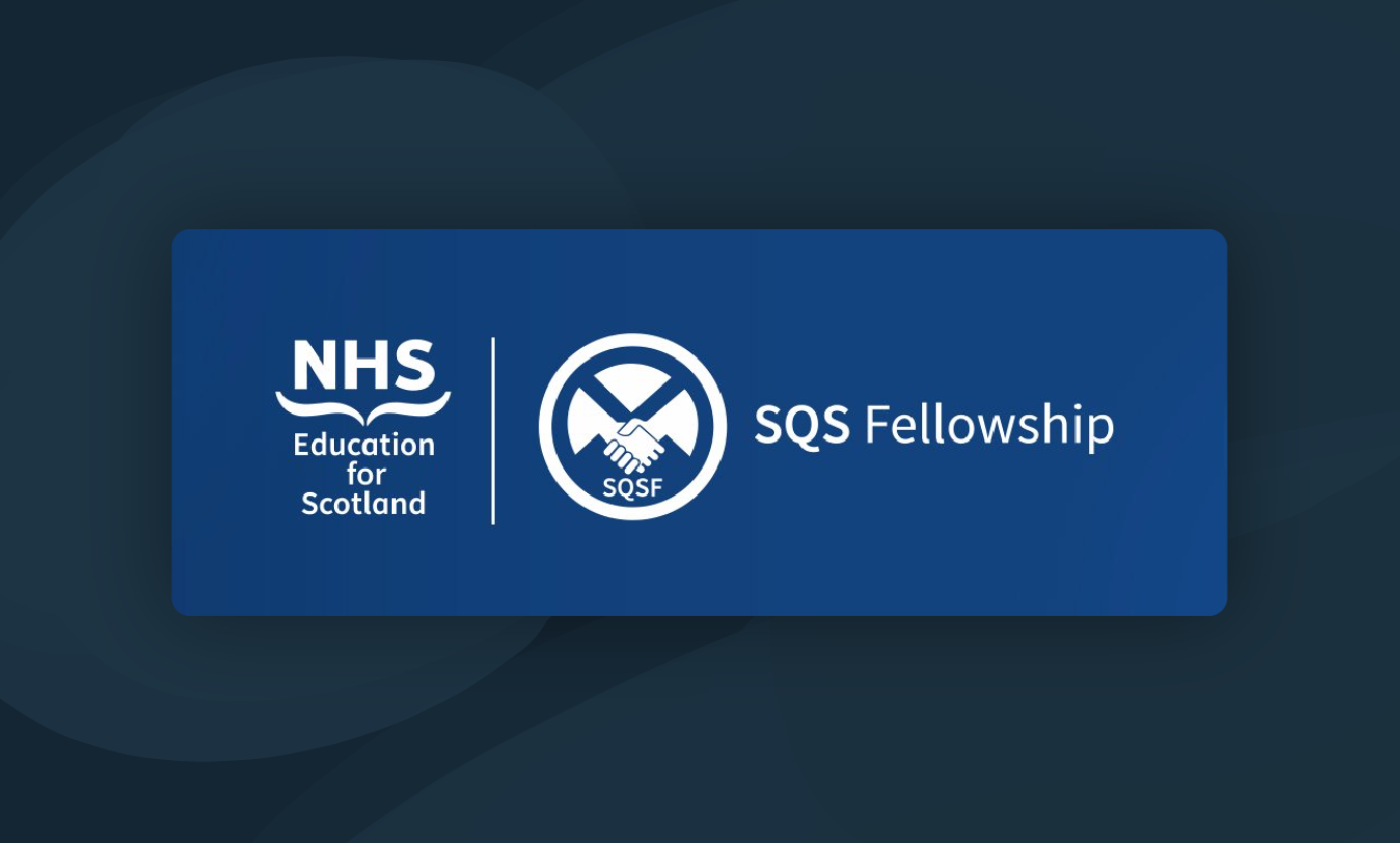 Training People to Advocate QI Excellence - The SQS Fellowship