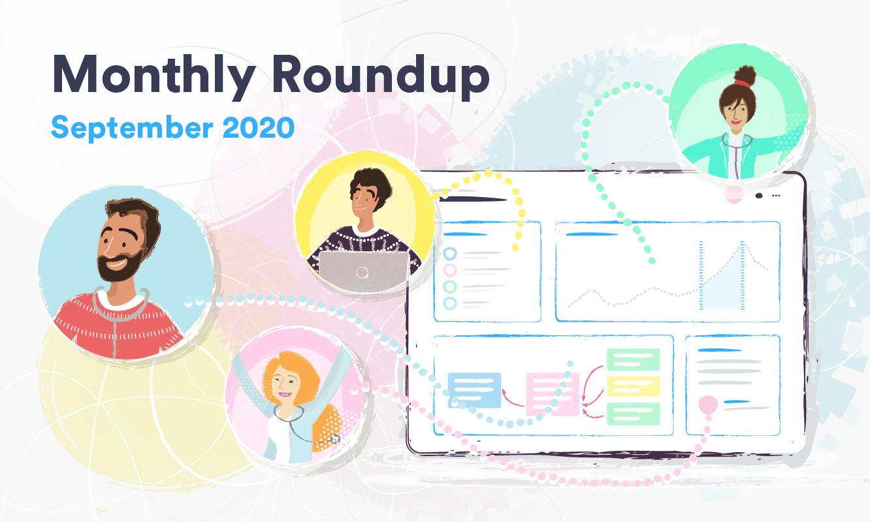 September Roundup 2020