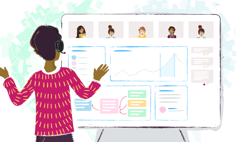 How to run a virtual collaborative