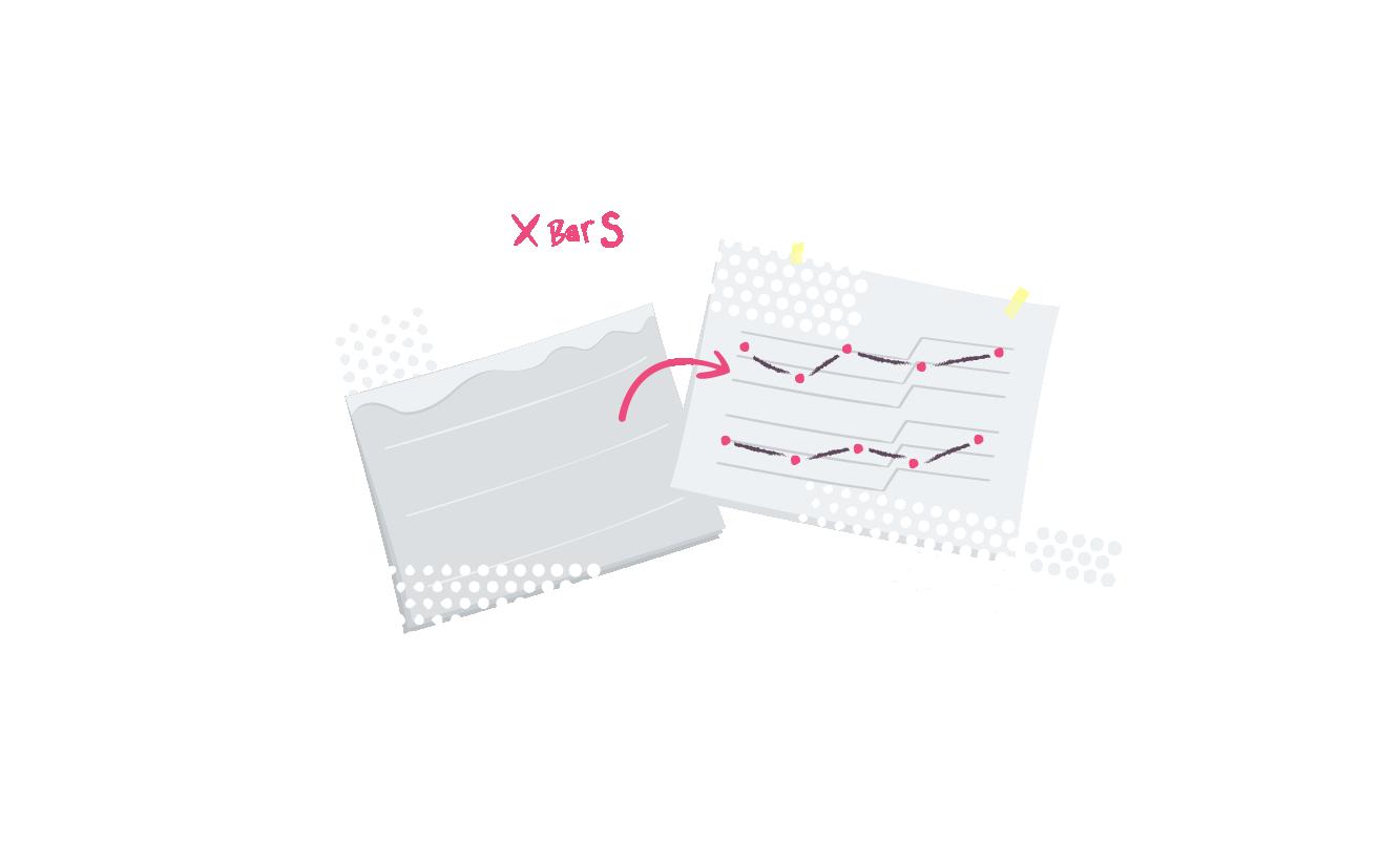 Xbar-S Chart